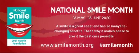 National Smile Month 2020 hotchemist